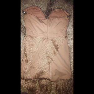 Forever 21 Other - Mauve Colored Shorts Romper
